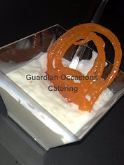 Guardian Occasions Catering Dessert, Jalebi, Kheer, Traditional