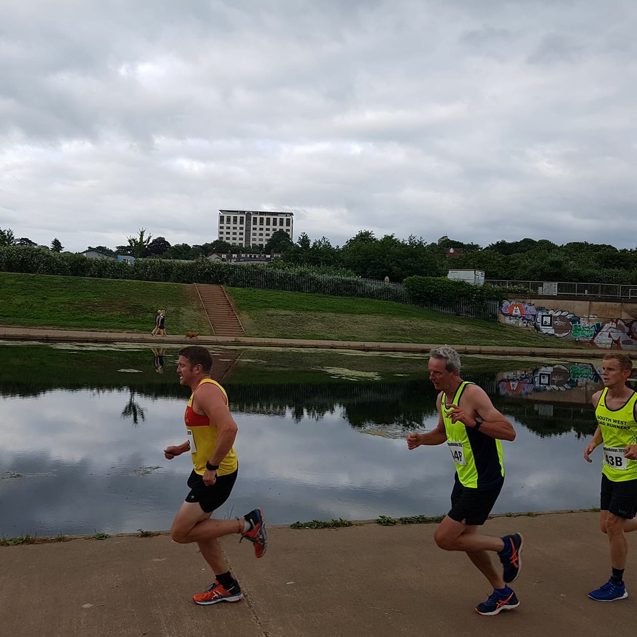 Exe Valley Relays - 15th June 2018 6