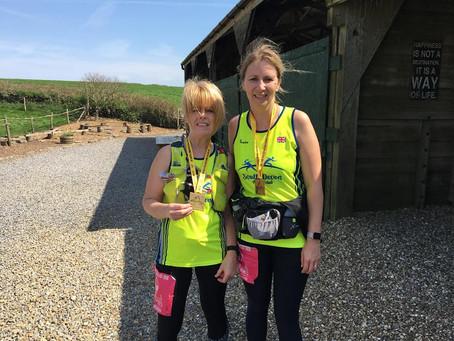 South Devon Head to Head - 21st April 2018