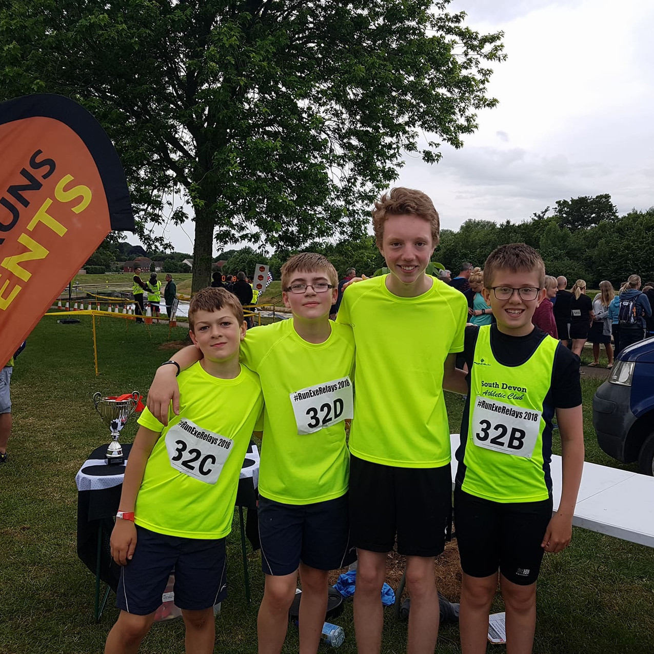 Exe Valley Relays - 15th June 2018 5