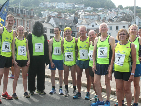 Dartmouth Regatta Run - 1st September 2018