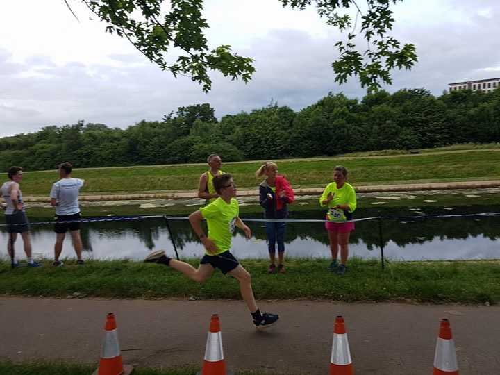 Exe Valley Relays - 15th June 2018 4