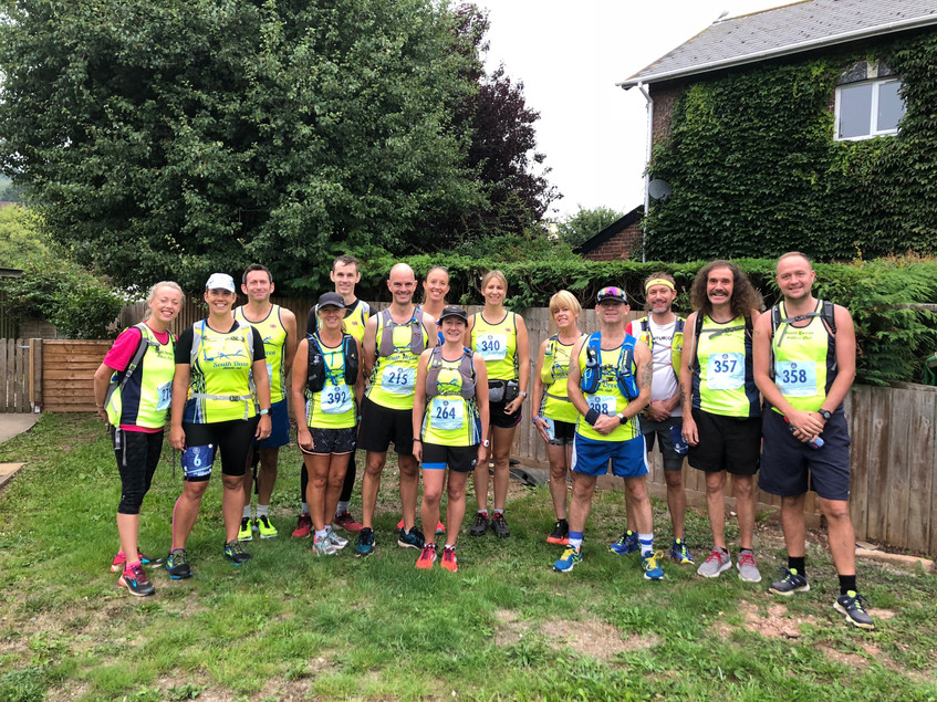 City to Sea Marathon - 1st September 201