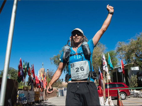 Atacama Crossing - 1st October 2017