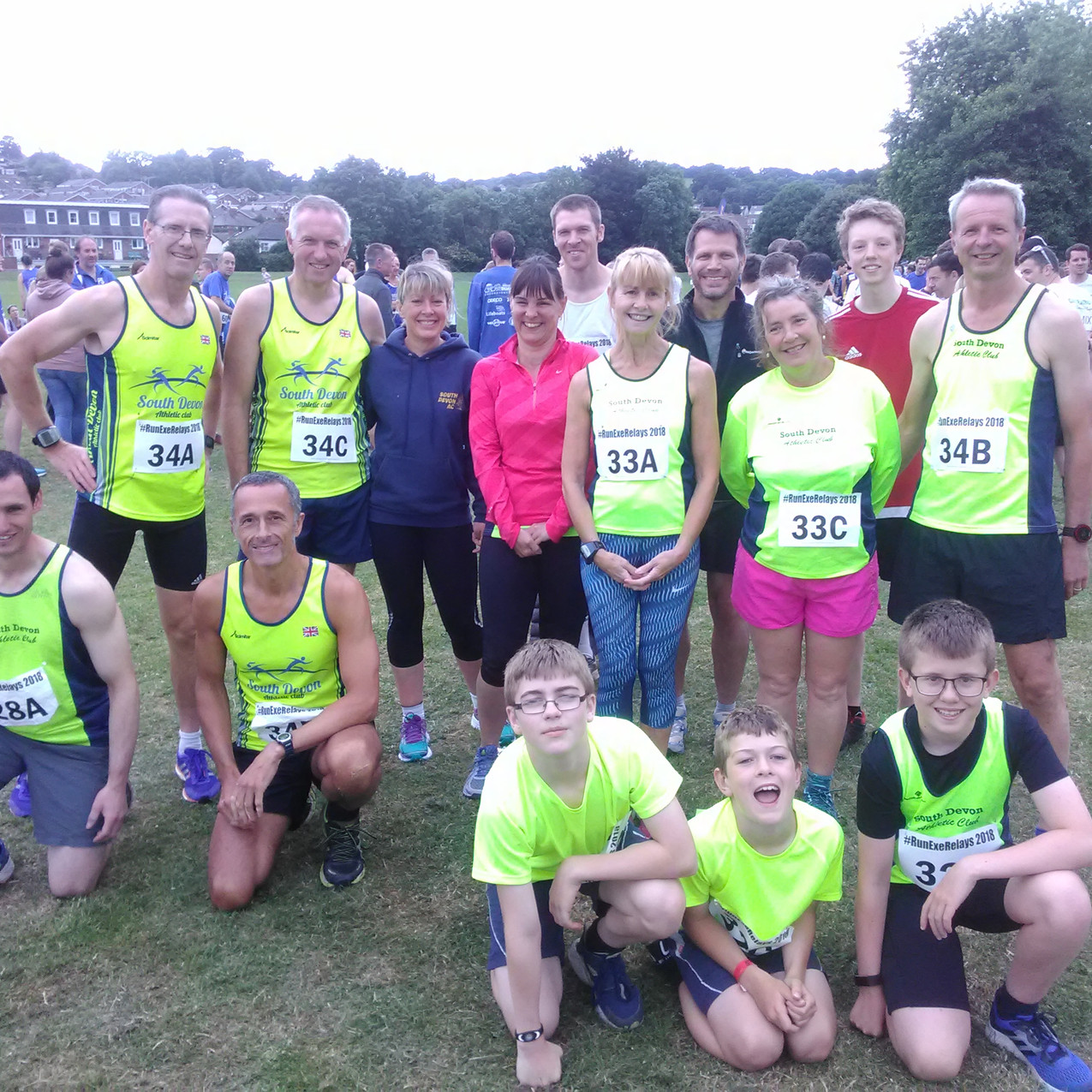 Exe Valley Relays - 15th June 2018 1