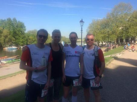 Thames Path 100 Mile - 5/6th May 2018