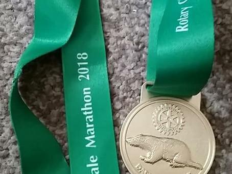 Dart Vale Marathon & 10k - 28 October 2018
