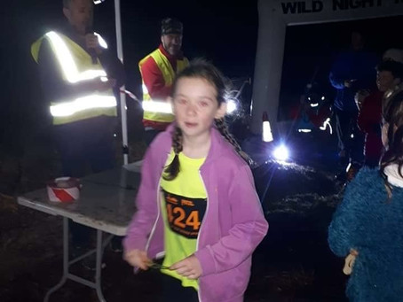 Wild Night Haldon Forest - 3rd November 2018