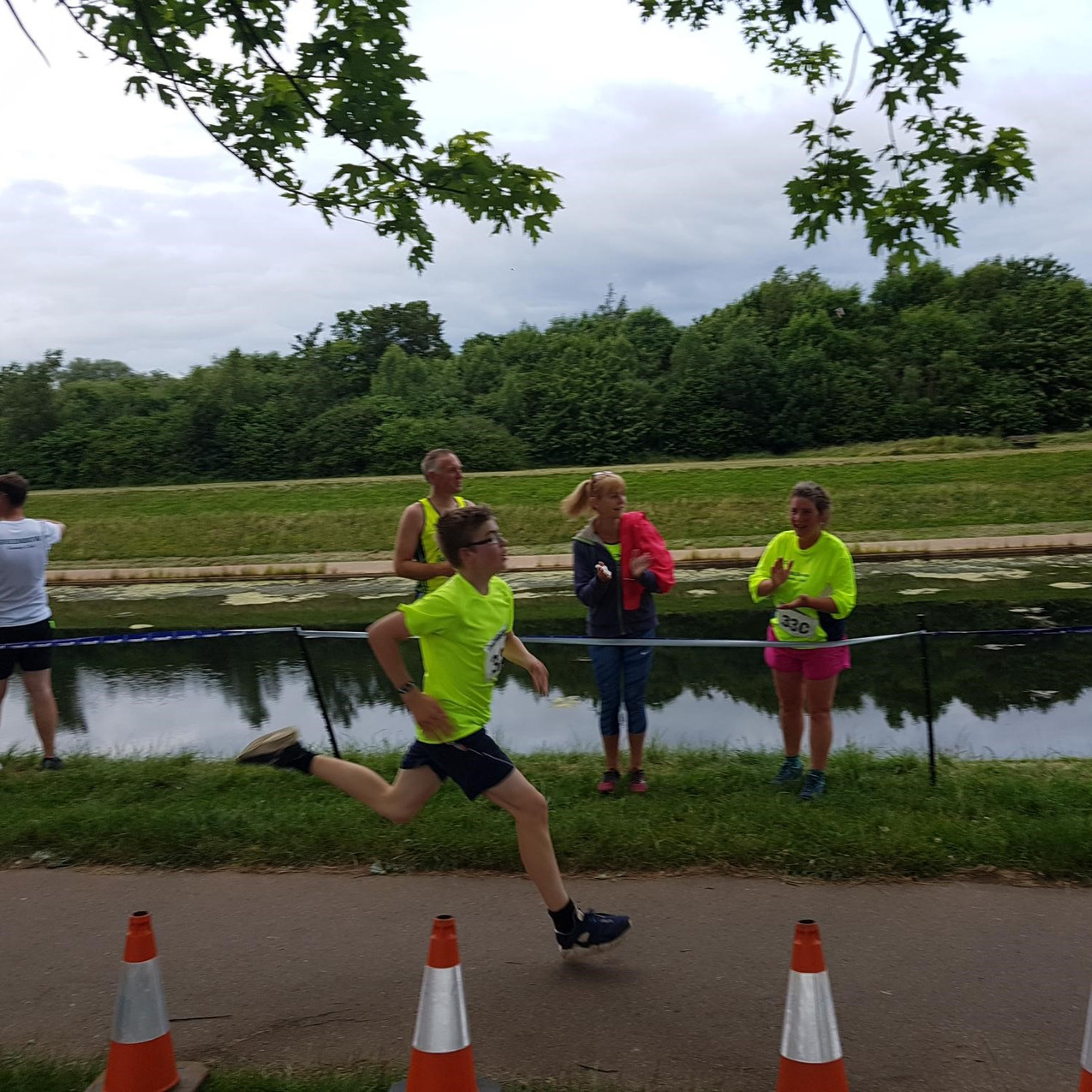 Exe Valley Relays - 15th June 2018 j5