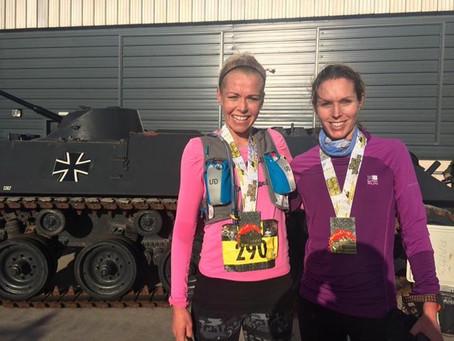 Bovington Marathon - 16th December 2017