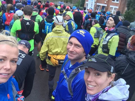 Thames Trot Ultra - 3rd February 2018