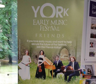 LIVE from YORK EARLY MUSIC FESTIVAL