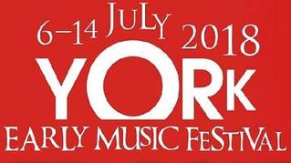 Upcoming Concert In YORK