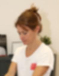 Isabelle Boidron certifiée Fédération Française de Shiatsu Traditionnelle FFST