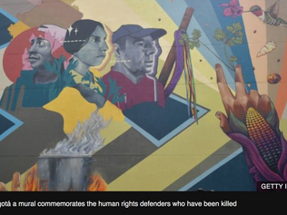 Colombia: How armed gangs are using lockdown to target activists