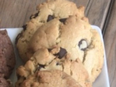 Brown Buttah Chocolate Chip (half dozen)