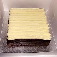 Square Home Cake