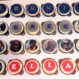 3 in 1 Celebration Cupcakes