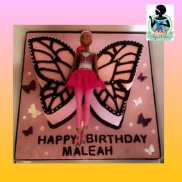 Fairy Butterfly Princess