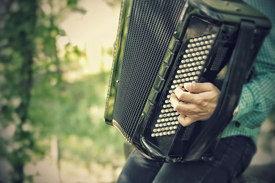 Accordion Outdoors
