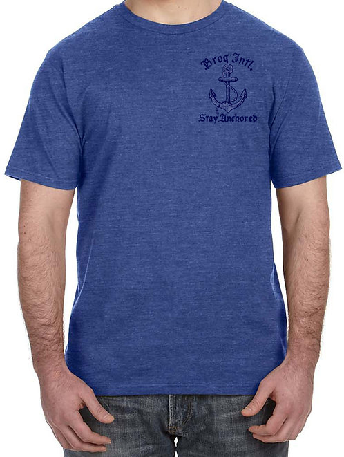 Stay Anchored Mens Tee or Tank