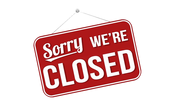 Sorry-We-Are-Closed-PNG-Image-Background