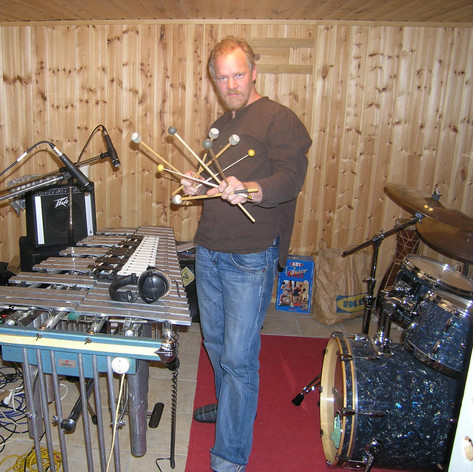 Aage Moltke Schou - Vibraphone