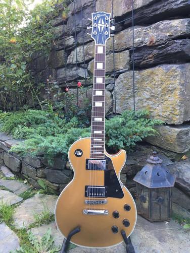 2012 Les Paul Classic Custom