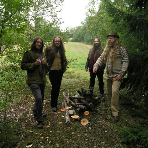 Look, mushrooms!
