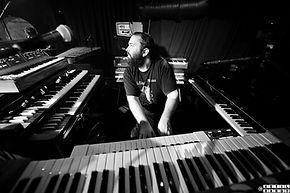Lars Fredrik Frøislie keyboards