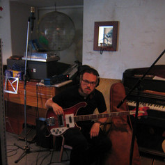 Hinterland recording session - take....42?