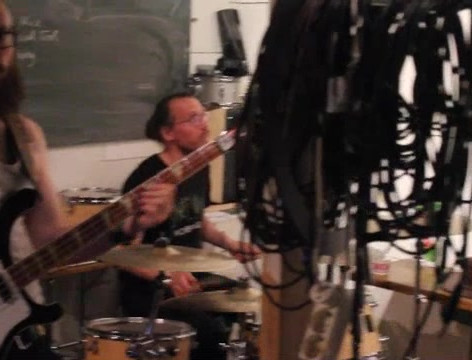Rehearsing From Silence To Somewhere recording session...preview... You´re welcome...