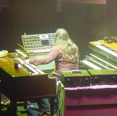 NEARfest 2005 - Lars in the pit