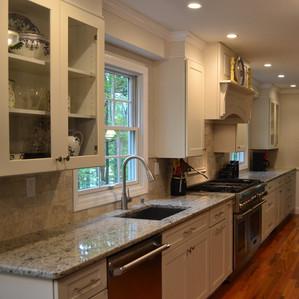 White Ornamental Polished (Granite)