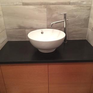 Absolute Black Leathered (Granite)