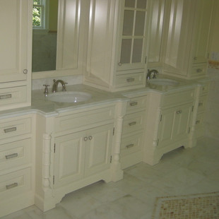 White Carrara Polished (Marble)