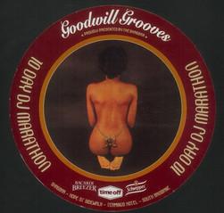 Goodwill Games Brisbane DJ Marathon 2000 DJ Bluesabelle