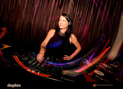 Phnom Penh Club Opening Duplex Lady Bluesabelle International Guest DJ