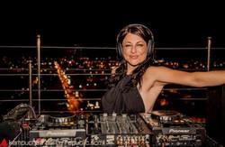 Rooftop VIP Event Phnom Penh Lady Bluesabelle DJ International Guest