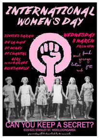 International Womens Day  DJ Bluesabelle Australia Female DJ