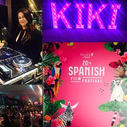 Spanish Film Festival  DJ Lady Bluesabelle Australia
