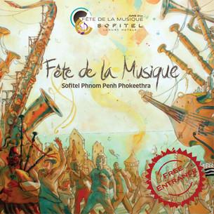 Sofitel Fete de la Musique  French Festival  DJ Lady Bluesabelle