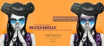 The Room Phnom Penh Lady Bluesabelle International Lounge Diva Soul Groove Funk House Hiphop DJ