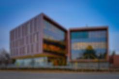 Umass Integrated Design Building