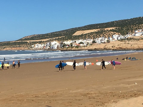 Rebel Surfcamps Morocco