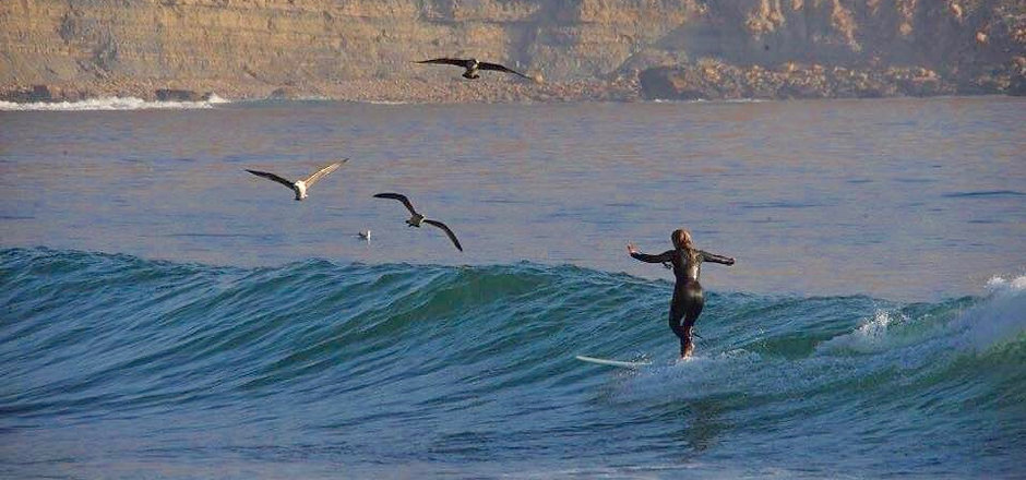 Surf trip to Morocco Imsouane