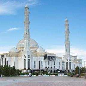 Case: Nursultan Mosque