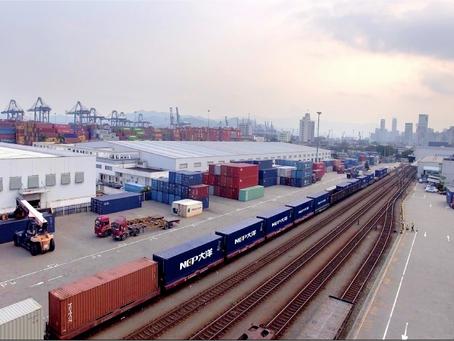 Advantages of Rail Transport
