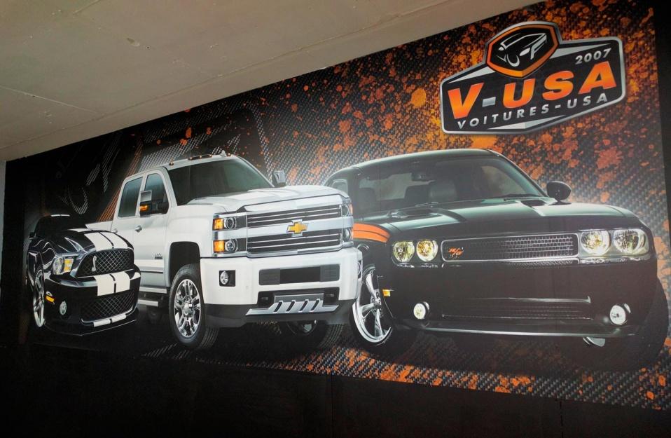 murale V-USA