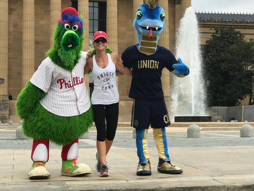 24 Hour Runner: Cindy Brown
